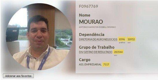 mourao jr - Funcionários do BB criticam promoção de filho de Mourão