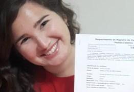 Pâmela Vital toma posse como a mais jovem vereadora de Campina Grande