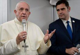 'Creio que nas escolas é preciso dar educação sexual', diz Papa Francisco durante Jornada Mundial da Juventude