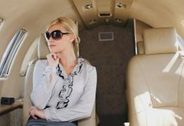 Empresa aluga jato para quem quer fingir riqueza no Instagram