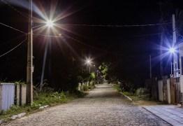 Energisa substituiu quase 1,2 mil luminárias de ruas em 2018