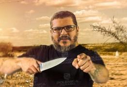 ARTE E SIMBOLISMO: Seu Pereira lança vídeo declamando poema em homenagem a 'faca que perfurou o capeta' – Veja Vídeo