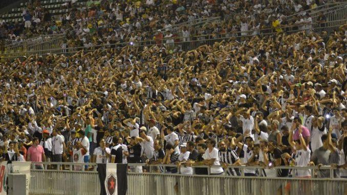 torcidabelo 678x381 - Botafogo-PB e Atlético de Cajazeiras fazem duelo de líderes no Almeidão