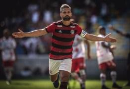 Flamengo acerta renovação de Diego e aguarda pai para assinar renovação até dezembro de 2020