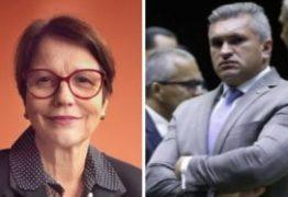Julian recepciona ministra na PB, e afirma que o presidente Jair Bolsonaro terá uma atenção especial pelo estado