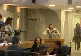ACESSIBILIDADE: 'É uma casa de leis que cumpre leis', diz Cida após reforma do plenário