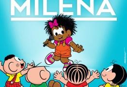 MILENA: Personagem negra e defensora dos animais estreia nas histórias da Turma da Mônica