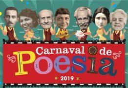 Ao som de muito frevo, prefeitura de Conde lança programação do Carnaval de Poesia 2019