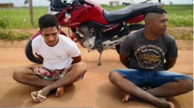 Capturar12 - CRIME BRUTAL: Presos suspeitos por matar duas mulheres e deixar corpos em canavial