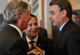 Collor se alia ao PT em bloco no Senado após trocar afagos com Bolsonaro