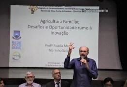 Jeová Campos se reúne com agricultores para discutir novos modelos da Agricultura Familiar na Paraíba