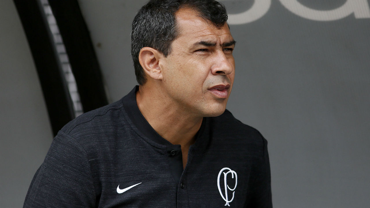 Fabio Carille Corinthians Sao Caetano 720 Marco Galvao Fotoarena - Corinthians de Carille tem pior início de Paulistão desde 2001