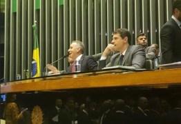 Aguinaldo Ribeiro discute emendas do projeto de Cadastro Positivo