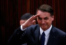 """Bolsonaro é nomeado """"Personalidade do Ano"""" da Câmara de Comércio Brasil-EUA"""