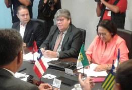 João Azevêdo discute Reforma da Previdência com demais governadores do Nordeste