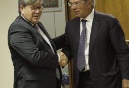 João Azevêdo se reúne com ministro Paulo Guedes e consegue acelerar empréstimo de US$ 50 milhões