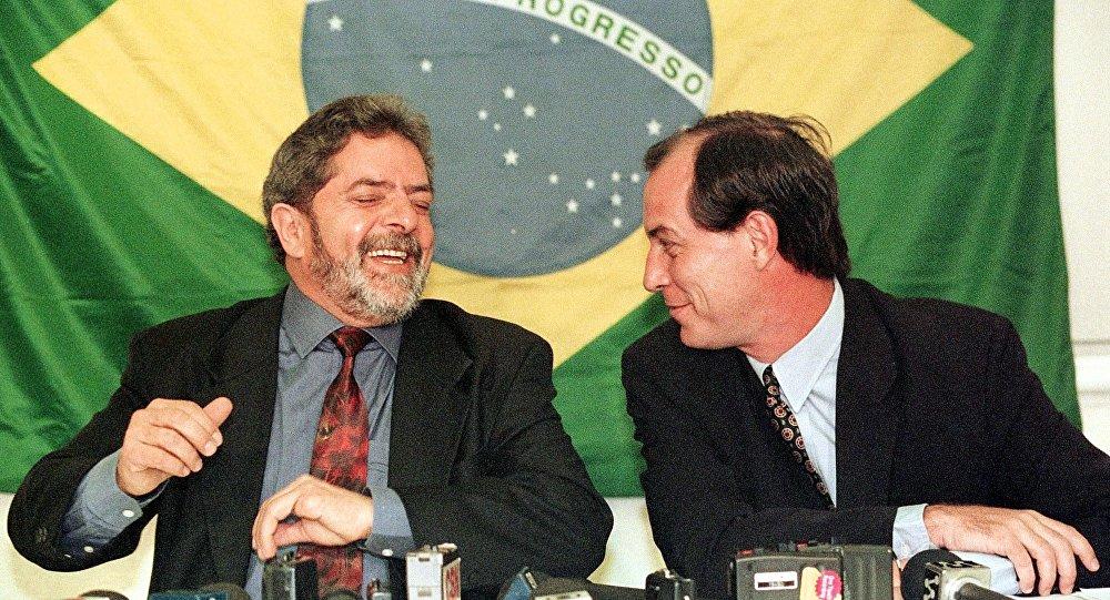 LULA E CIRO - Ciro Gomes diz que 'nunca mais vota no PT' e que Lula é 'um adversário'