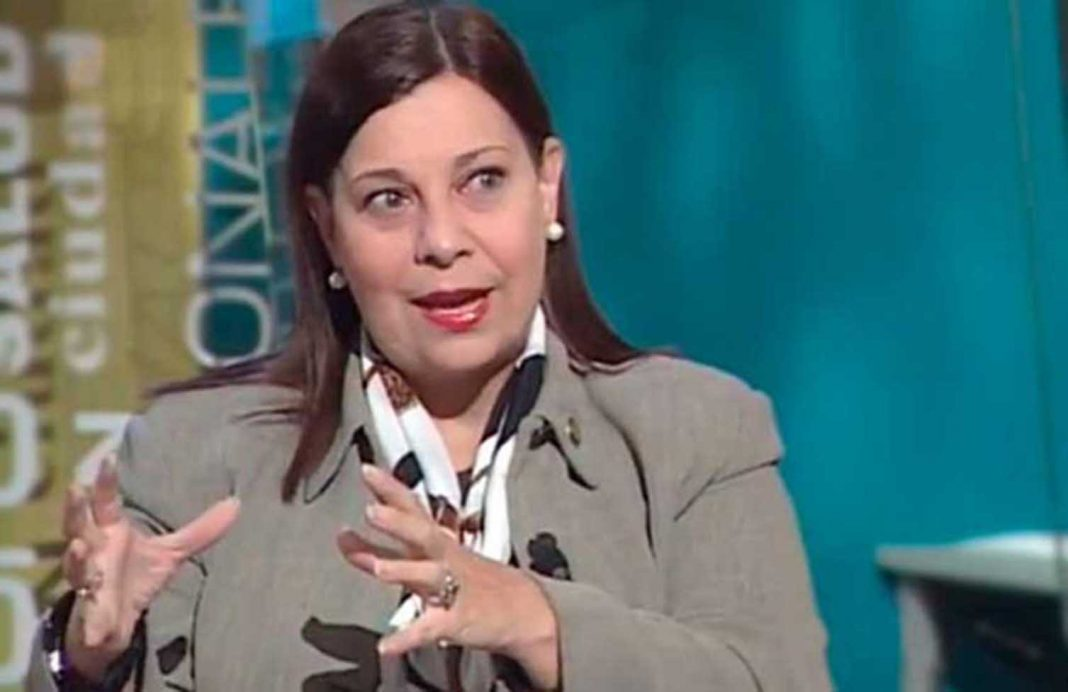 María Teresa Belandria - Juan Guaidó nomeia nova embaixadora Venezuelana para o Brasil