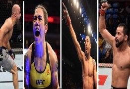 Quem são os brasileiros que podem conquistar o cinturão do UFC em 2019?