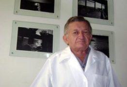 Ex-deputado Paulo Soares morre vítima de pneumonia, em João Pessoa
