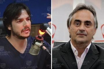 PEDRO E CARTAXO - Pedro Cunha Lima confirma encontro com Luciano Cartaxo: 'Uma atualização do cenário político'