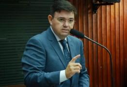 Ranierey Paulino é escolhido líder da oposição na ALPB e diz que vai trabalhar com 'equilíbrio e firmeza'