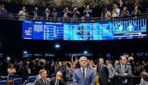 Senado 1 750x430 300x172 - Collor se alia ao PT em bloco no Senado após trocar afagos com Bolsonaro