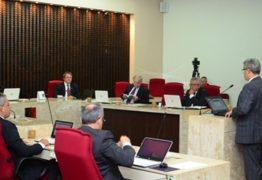 Pleno do TCE rejeita as contas de Itaporanga e adia análise sobre acumulação de cargos públicos