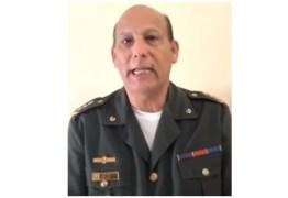 VÍDEO: Coronel rompe com Maduro e pede ajuda humanitária