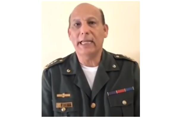 VENEZUELA GENERAL - VÍDEO: Coronel rompe com Maduro e pede ajuda humanitária