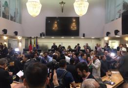ACOMPANHE AO VIVO: Posse dos 36 deputados estaduais na Assembleia Legislativa da Paraíba