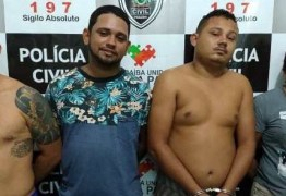 OPERAÇÃO NEFASTA: Nove pessoas são presas suspeitas de assassinatos e roubos na Paraíba