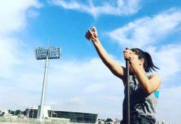 Atleta paraibana faz campanha para participar de seletiva dos Pan Americanos