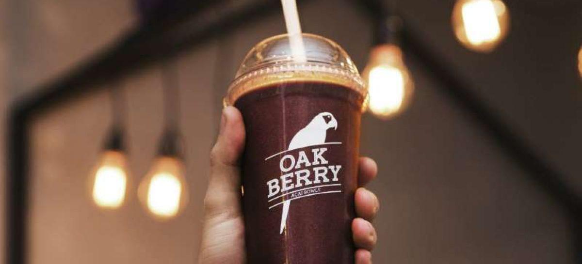 açaí oakberry - Conheça a franquia brasileira de açaí que abrirá um unidade do outro lado do mundo