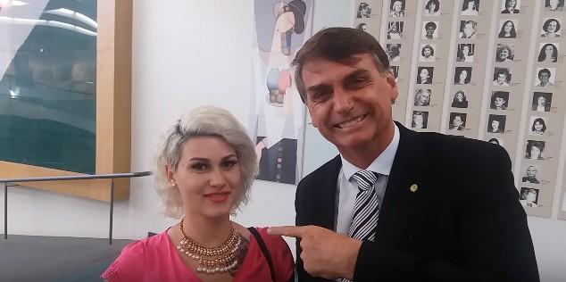 arton20128 - Ex-feminista, criadora do Congresso Antifeminista, atuará em pasta de Damares