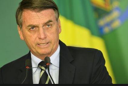 """bolsonaro 3 - BOLSONARO FEZ AMEAÇA À DEMOCRACIA DIZ EDITORIAL DO ESTADÃO: """"Isso é claramente uma ameaça à Nação"""""""
