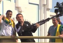 Lewandowski suspende queixa do PT contra Bolsonaro por fala sobre 'fuzilar a petralhada'