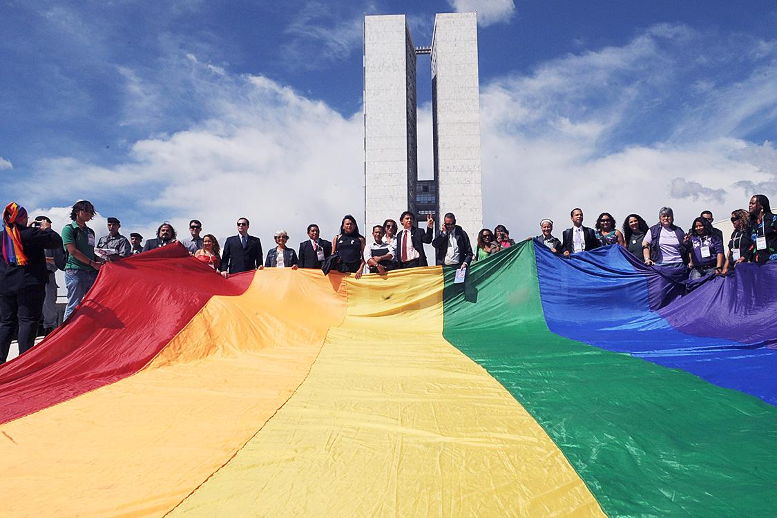 brasil dia internacional contra lgbtfobia 20180517 0001 - Supremo deve julgar hoje ação para criminalizar homofobia