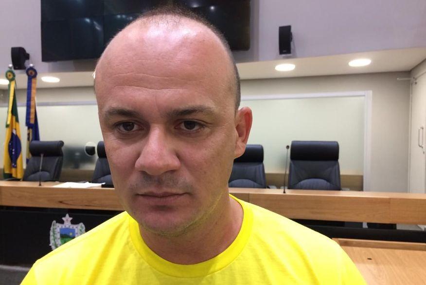 cabo gilberto silva - Justiça nega ação do deputado Cabo Gilberto e mantém toque de recolher na Paraíba