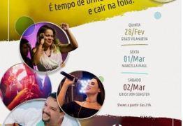 MÚSICA BOA AO VINHO: Confira a programação do  Carnaval no Tramonto Wine Bar