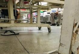 'NÃO É SEGURO PARA OS MÉDICOS E PACIENTES': Presidente do CRM admite que Trauminha poderá ter novas interdições se estrutura não for reparada