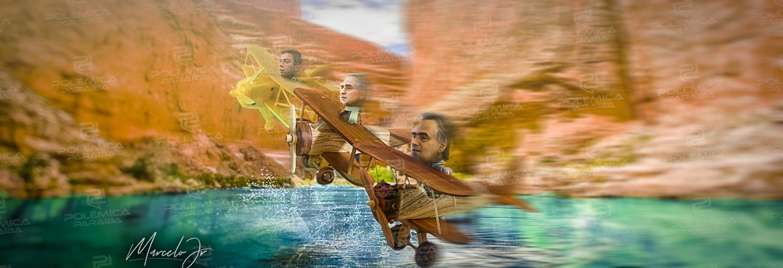 frota cartaxista - Até quando a frota de Luciano Cartaxo seguirá voando baixo? - Por Anderson Costa