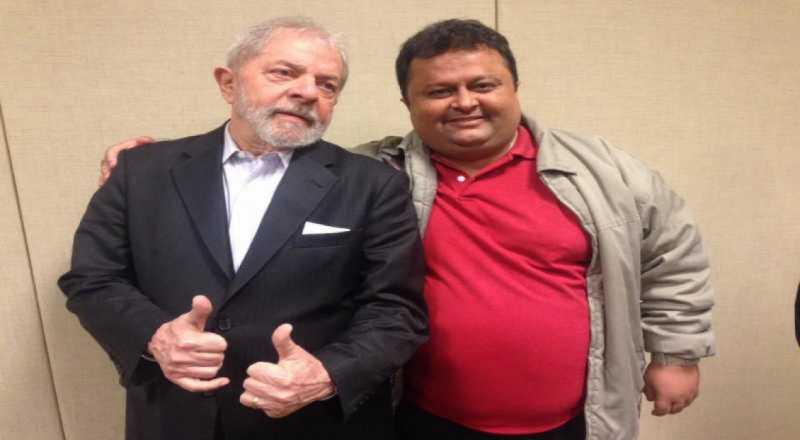 jackson e lula - 'VOLTAREMOS À PRESIDÊNCIA DA REPÚBLICA': presidente do PT na Paraíba faz reflexão sobre 39 anos da legenda