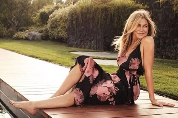 jennifer aniston - Brad Pitt vai à festa de 50 anos de Jennifer Aniston
