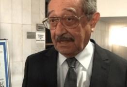 BOLETIM MÉDICO: Estado de saúde do senador José Maranhão é estável com boa resposta aos medicamentos