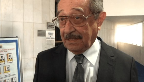 """josé maranhão senado - Zé Maranhão evita """"colocar carro na frente dos bois"""" mas diz que é natural que MDB dispute a PMJP em 2020"""
