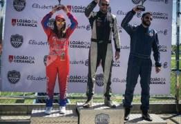 Campeão de esportes radicais vence primeira etapa do Paraibano de Kart