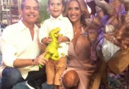 FORÇA DO AMOR: Após três meses solteira, Luísa Mell reata casamento