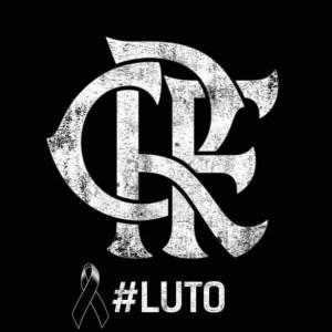 luto1 300x300 - Nas redes sociais, nordestinos se solidarizam com o Flamengo após tragédia no Ninho do Urubu