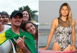 Gabriel Medina e Maya Gabeira concorrem ao Oscar do Esporte